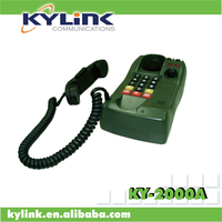 Military phone for harsh environment