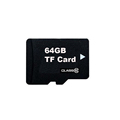 High Quality factory wholesale Sd Tf class 10 64GB micro memory card