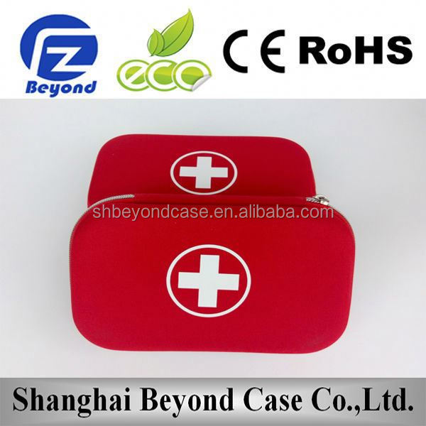 With 16 years manufacture experience design heated best quality vehicle first aid kit with nylon bag
