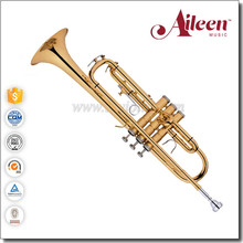 American Style Professional Trumpet With Premium Case (TP8394G)