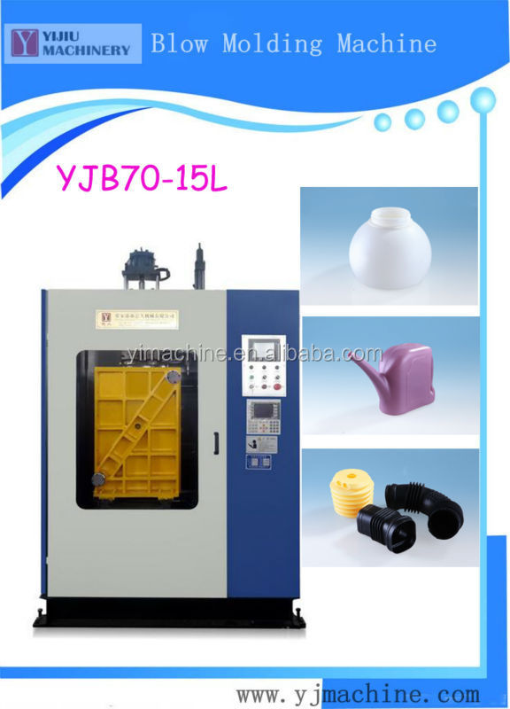 15 litre plastic pot automatic plastic bottle making machine ce approved china