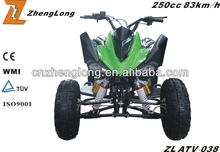 2015 new design jinling 250cc eec atv