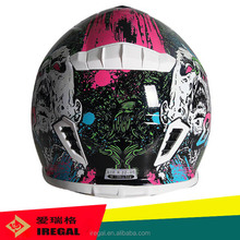 safety quality motocross helmet for kids only