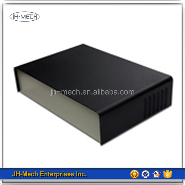 Professional wholesale metal electronic project enclosure
