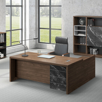 High quality secretary office table wooden office table design