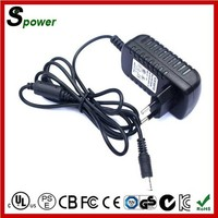 Good quality 12v 1.5a ac dc power adapter 18watt for hair clipper