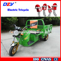 Electric Start China three Wheel Cargo Tricycle