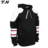 hockey team hoodies,polyester blank hockey hoodie jersey