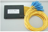 1x8 PLC Passive Fiber Optic Splitter