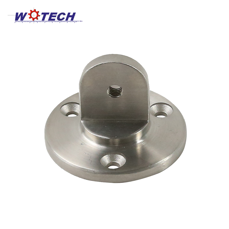 Precision casting stainless steel split air conditioner metal spare part