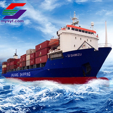 cheap 40 ft container door to door sea shipping rates to India Nigeria
