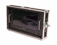 "CAME-TV 15.6"" 4K Broadcast IPS LCD Monitor CarryOn Rackable with sdi output"