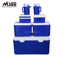 110L Fish Carrying Container Insulated Fish Box Rotomolding Insulated Fish Tub
