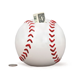 custom plastic Baseball Shape Sports Themed Plastic Money coin Bank
