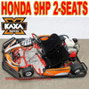 270cc 9HP Two Seater Go Karts for sale