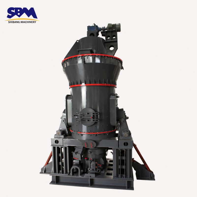 high crushing ratio slag vertical roller mill, Calcium oxide powder vertical mill