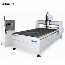 multifunctional cnc router with auto tool change,UD481,9kw Italy HSD Spindle