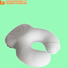 U-shaped neck memory foam pregnant airplane pillow
