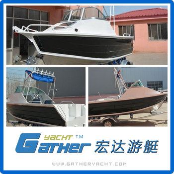 Waterproof Wholesale Fashion Designer Fishing Boat For Sale Philippines