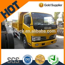 Low price Dongfeng 95HP mini dump truck for sale in dubai
