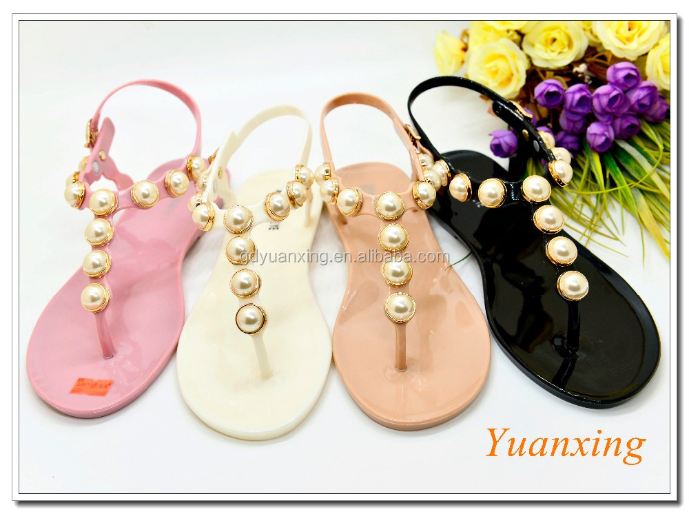 Pearl Women Shoes Ladies Dress Shoes New Design Women <strong>Sandals</strong>