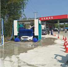 Automatic Roll Mobile Car Wash Machine Equipment for Sale with Drying System