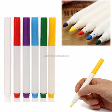 Environmental protection whiteboard pen , Colored ink white board marker pen,office dry erase markers magnet and eraser