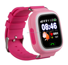 Cheap kids tracker watch TD02 support Mobile Sim Card Tracking Device for Child