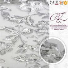 New guipir lace different types dress materials embroidery fabric