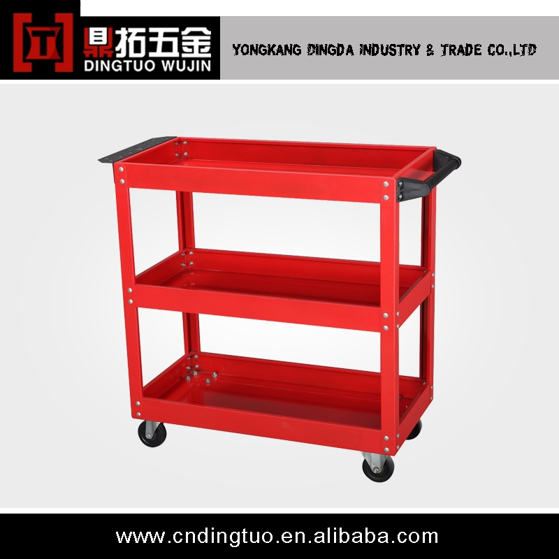 Mobile Detchable Design Garden Tool Cart
