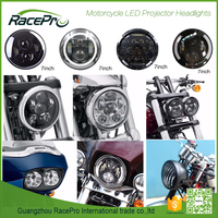 Custom Motorcycle LED Projector Headlights For