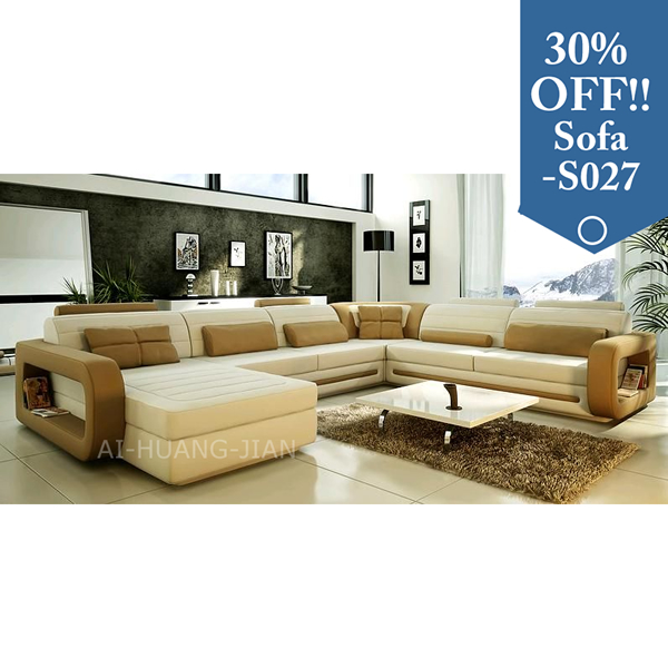 Hot sale good quality corner dubai sofa furniture latest Living room furniture for sale in dubai