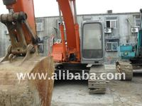 Used Excavator Hitachi