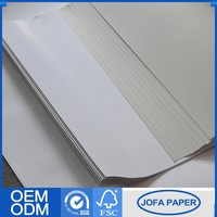 Gift Wrapping Duplex Paper With Gray Back Core Boardpaper Duplex Paper Board Stock A Lot