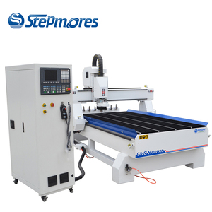 High Speed composite wood door making 1325 atc cnc router machine