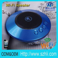 WIFI HI-FI wireless non bluetooth speakerwith micphone for cell phone wireless mini bluetooth speaker with hands-free