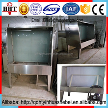 Screen printing washing tank | washout booth with Backlight for screen printing frame