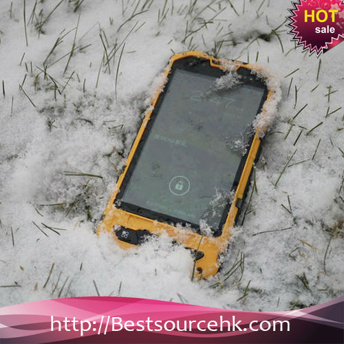 Rugged phone GPS outdoor waterproof mobile phones A2 for Land rover