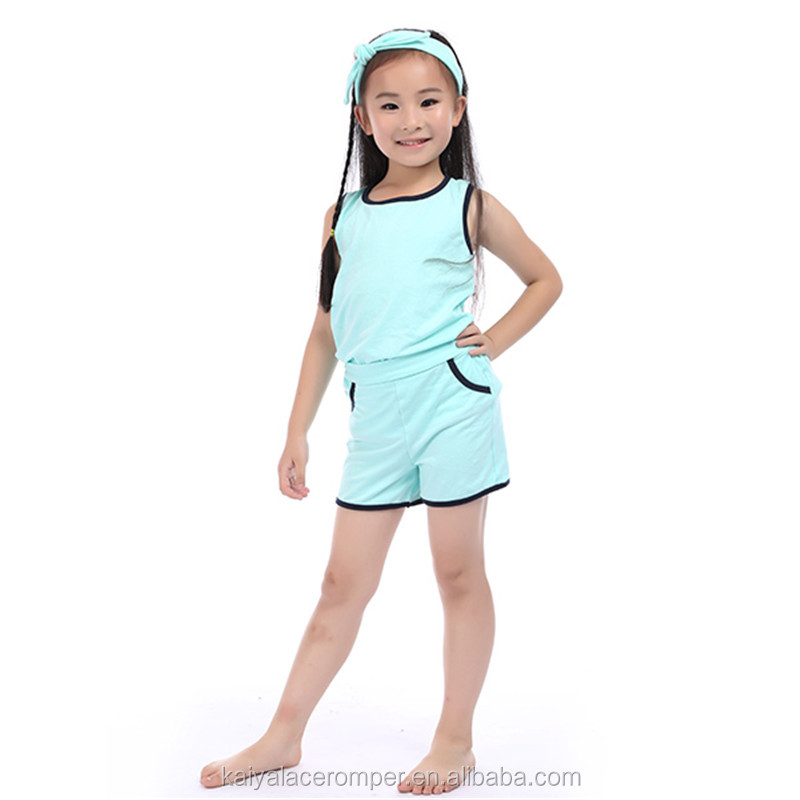 Little Girls Summer Clothes,Aqua Boutique Short Sets,Girl Sports Outfits