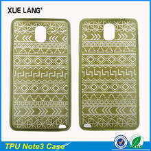 For Samsung note3 silicon cover