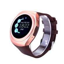 Hot Selling Digital Bluetooth Android Mobile V16 Smart Watch