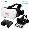 "Classic 3D VR BOX 3D Glasses VR BOX for 3.5""- 6"" phone for Meizu Pro 6 plus iphone 7"