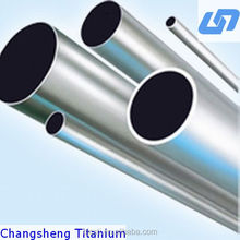 Factory directly asme sb 862 titanium tube with CE certificate asme sb 862 titanium tube