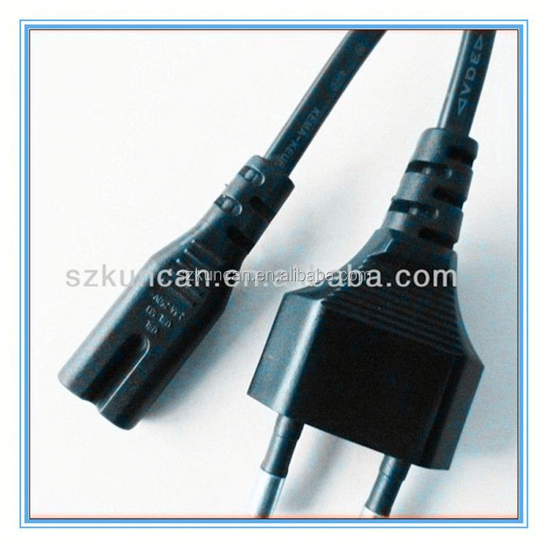 Korea type plug/South Korea power cord from kuncan electronics