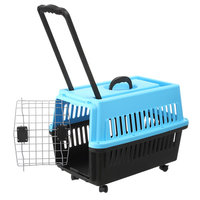 2016 HONDE new style diverse Green Initiative plastic foldable air cage for dog