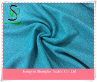 100% Wool Boiled Knit Fabric