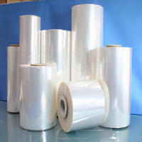 five layer co-extruded polyolefin shrink film