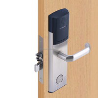 dls2000-d6 advanced biometric and rfid solutions,hotel lock,European mode RF card mortise electronic lock