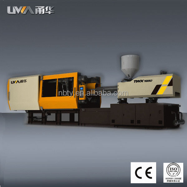 horizontal injection molding machine make plastic pots