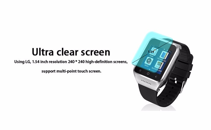 Oem factory directly selling smartphone with watch